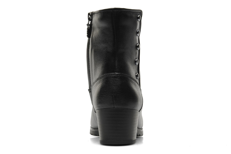 Bottines et boots Geox D Mayfair ABX C D448C Noir vue droite