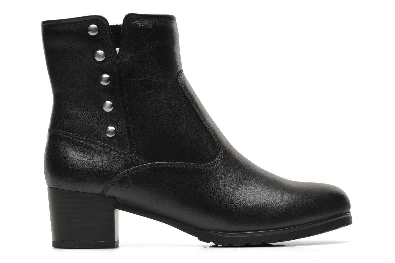 Bottines et boots Geox D Mayfair ABX C D448C Noir vue derrière