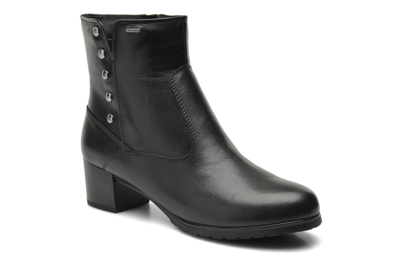 Bottines et boots Geox D Mayfair ABX C D448C Noir vue détail/paire