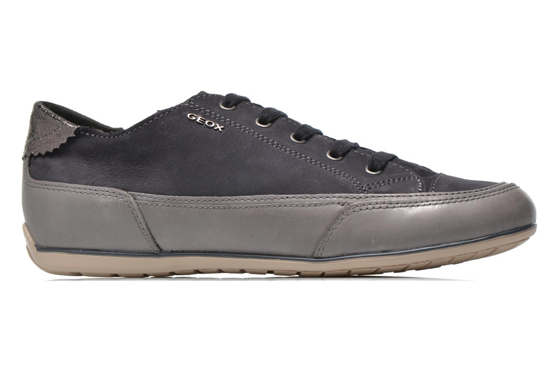 Sneakers Geox D New Moena A D4260A Azzurro immagine posteriore