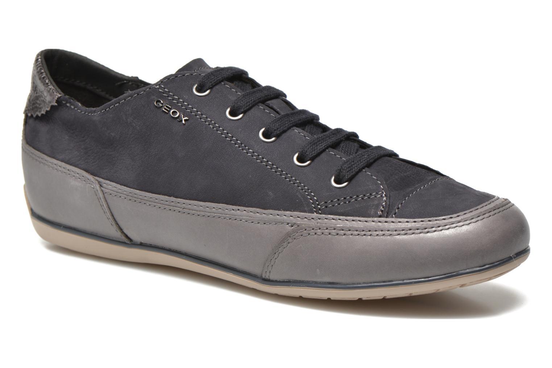 Sneakers Geox D New Moena A D4260A Azzurro vedi dettaglio/paio
