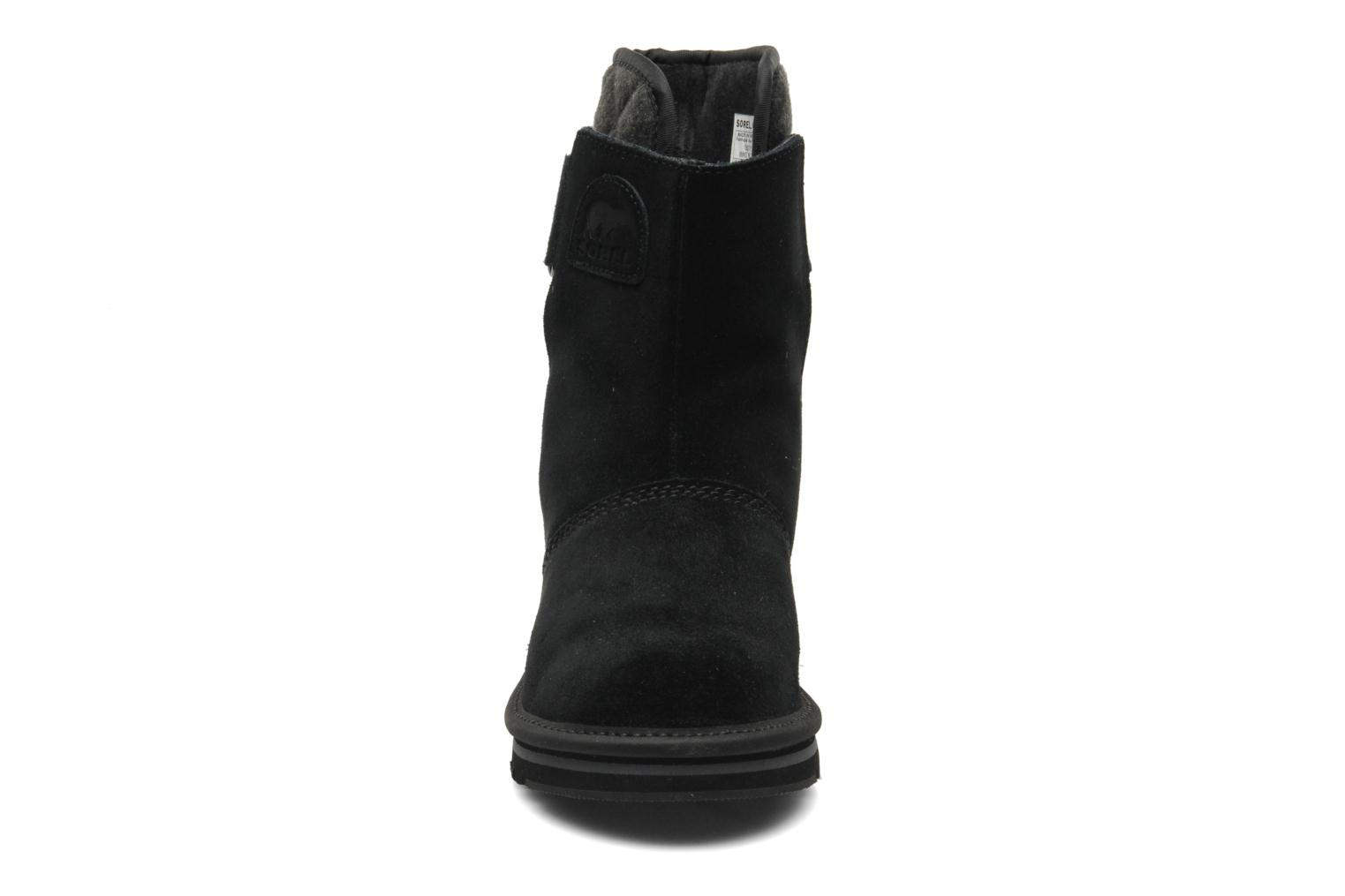Ankle boots Sorel Newbie I Black model view