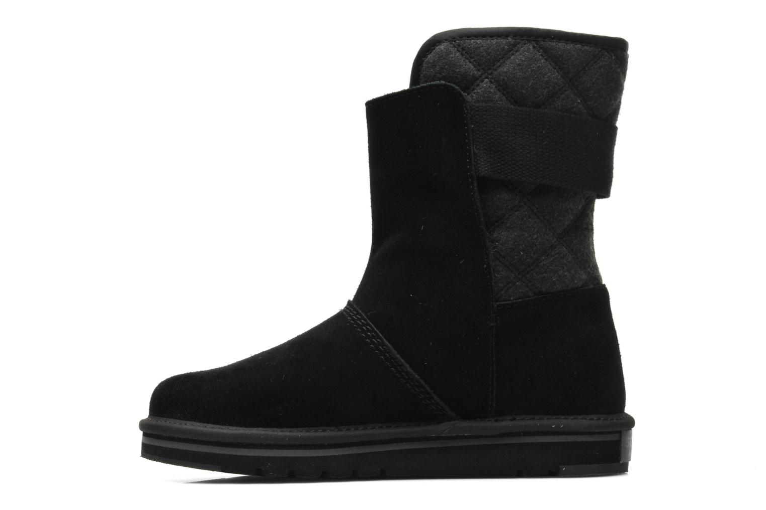 Ankle boots Sorel Newbie I Black front view