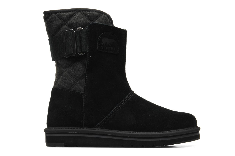Boots en enkellaarsjes Sorel Newbie I Zwart achterkant
