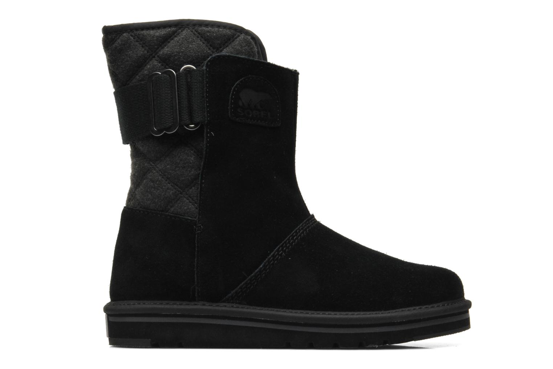 Ankle boots Sorel Newbie I Black back view