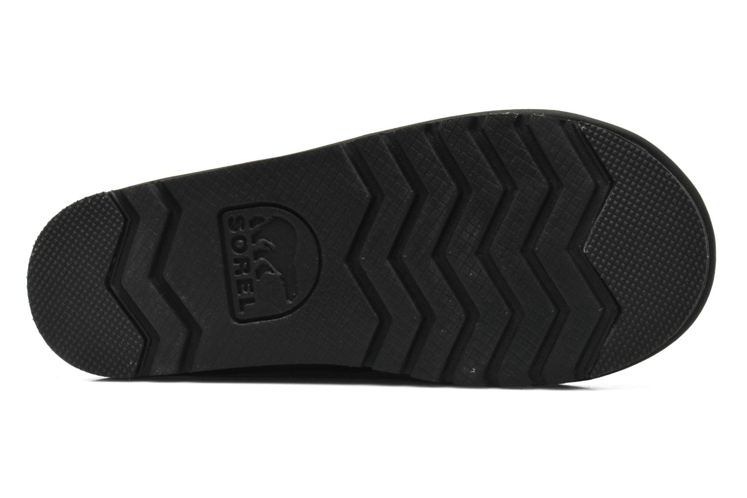 Ankle boots Sorel Newbie I Black view from above