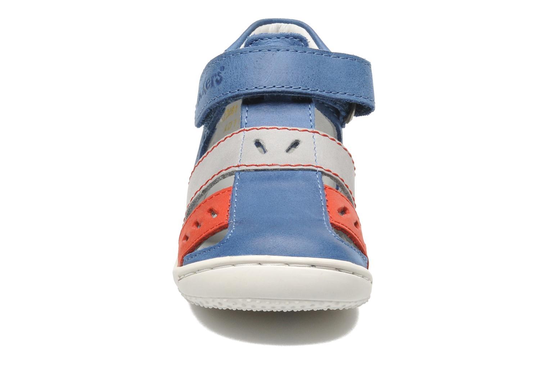 Sandalen Kickers GALILEO Blauw model