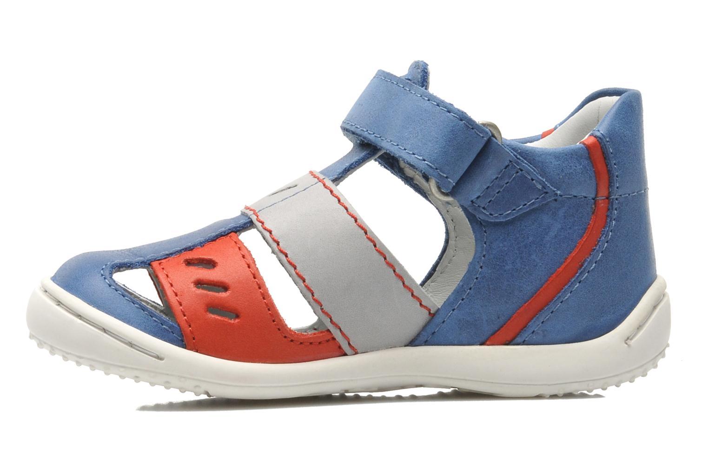 Sandalen Kickers GALILEO Blauw voorkant