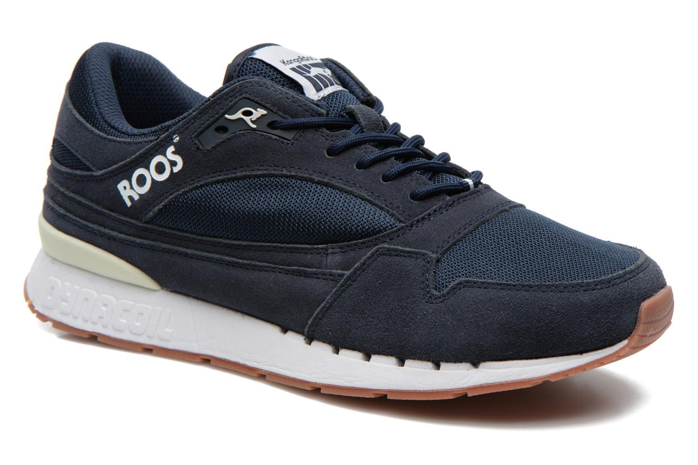 Sneakers Kangaroos Rage Solid Blauw detail