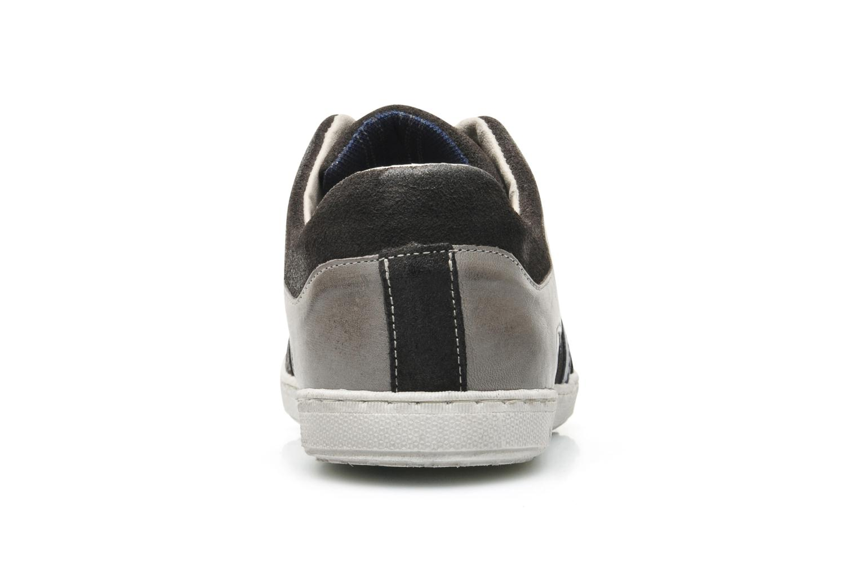 Sneaker Marvin&Co Wilfy grau ansicht von rechts