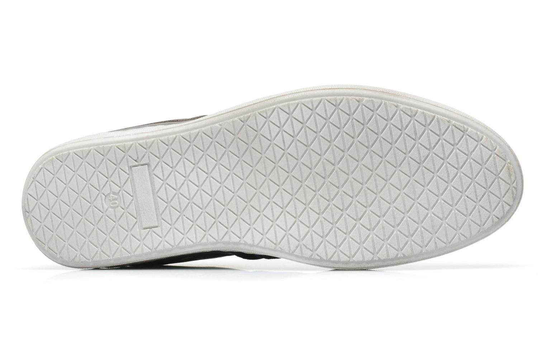 Sneaker Marvin&Co Wilfy grau ansicht von oben
