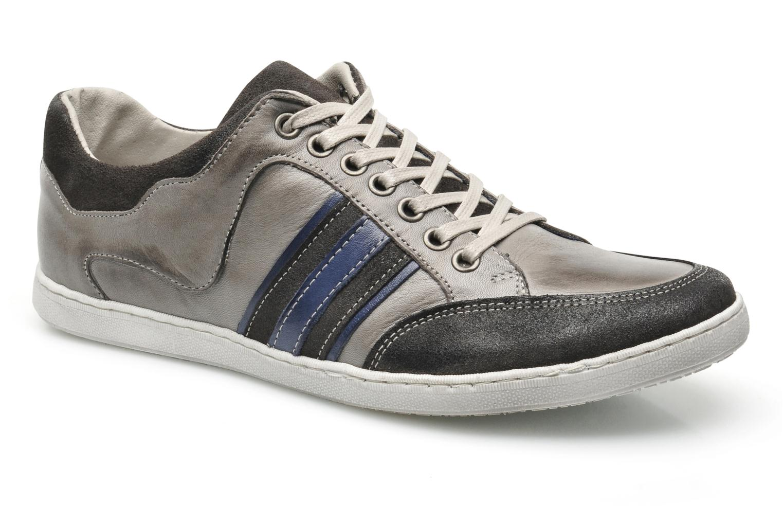 Sneaker Marvin&Co Wilfy grau detaillierte ansicht/modell