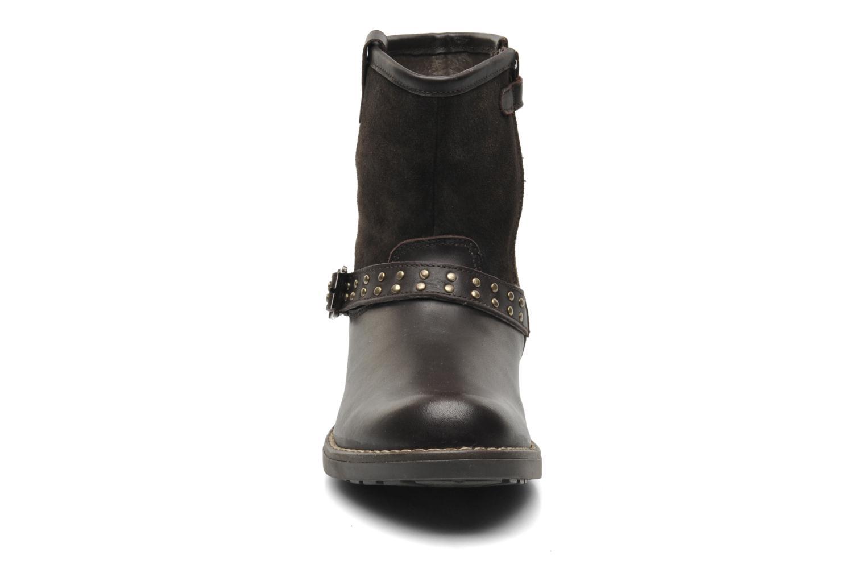 Bottines et boots Mod8 Ticlou Marron vue portées chaussures