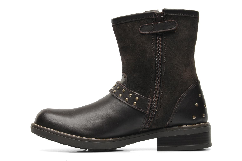 Bottines et boots Mod8 Ticlou Marron vue face