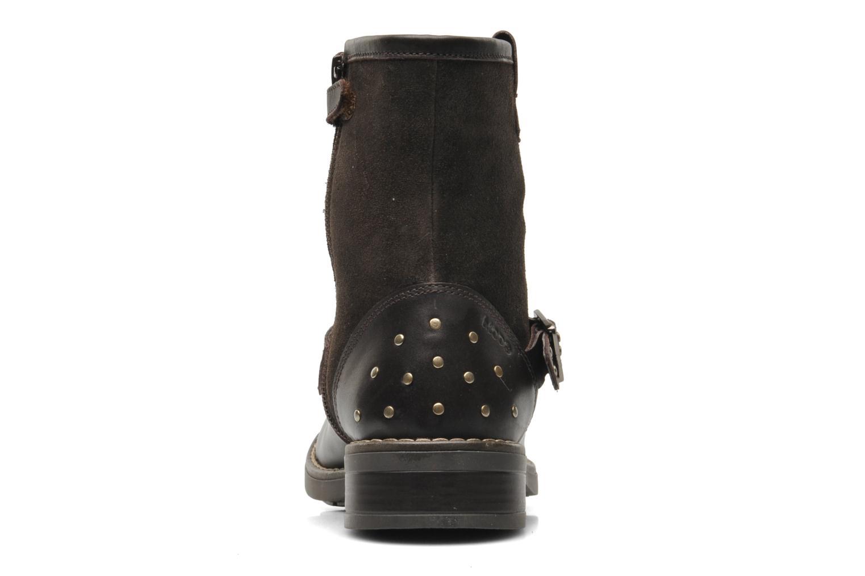 Bottines et boots Mod8 Ticlou Marron vue droite