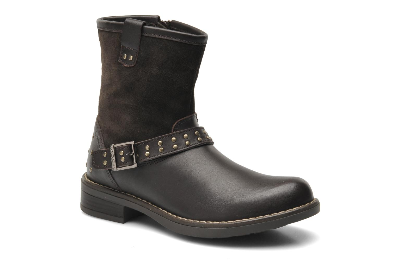 Bottines et boots Mod8 Ticlou Marron vue détail/paire