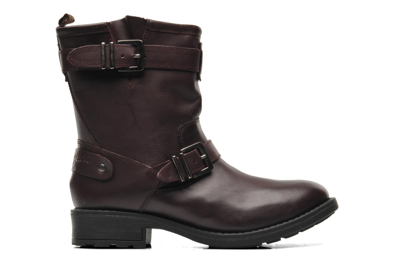 Bottines et boots Pepe jeans Pimlico Basic Bordeaux vue derrière