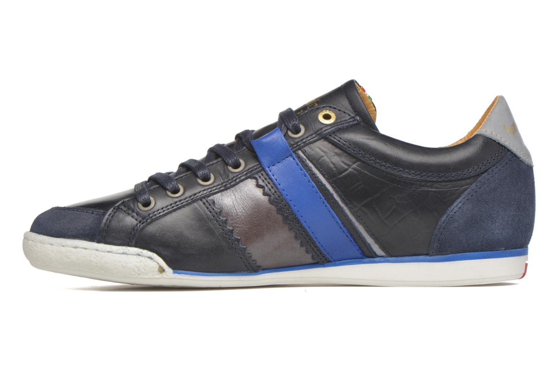 Sneaker Pantofola d'Oro Pesaro Piceno Low Men blau ansicht von vorne