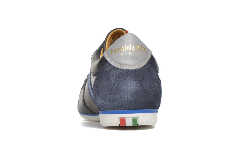 Sneaker Pantofola d'Oro Pesaro Piceno Low Men blau ansicht von rechts