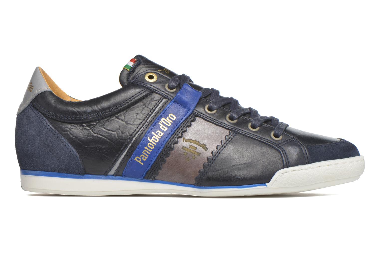 Sneaker Pantofola d'Oro Pesaro Piceno Low Men blau ansicht von hinten