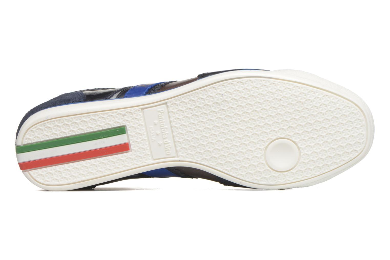 Sneaker Pantofola d'Oro Pesaro Piceno Low Men blau ansicht von oben