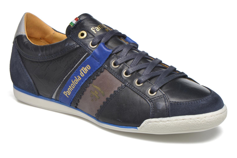 Sneaker Pantofola d'Oro Pesaro Piceno Low Men blau detaillierte ansicht/modell
