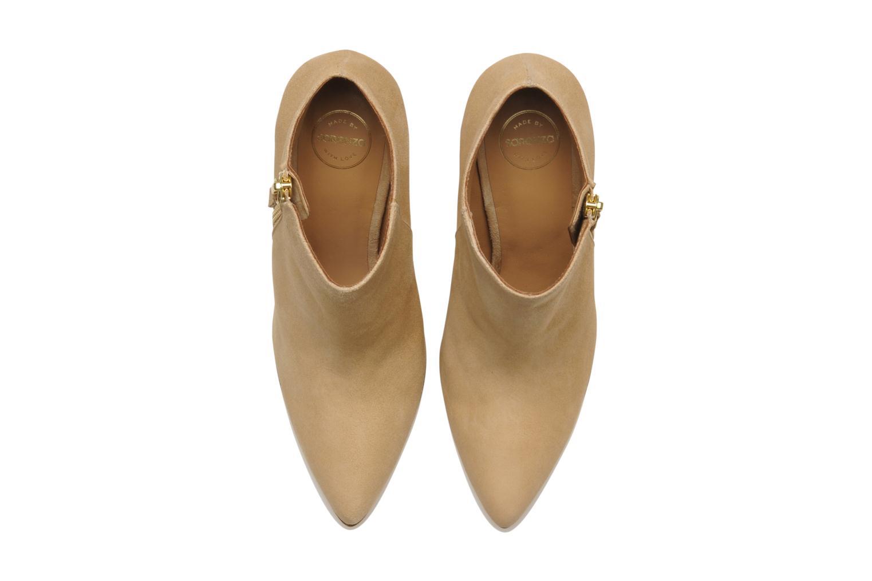 Bottines et boots Made by SARENZA Roudoudou #13 Beige vue portées chaussures