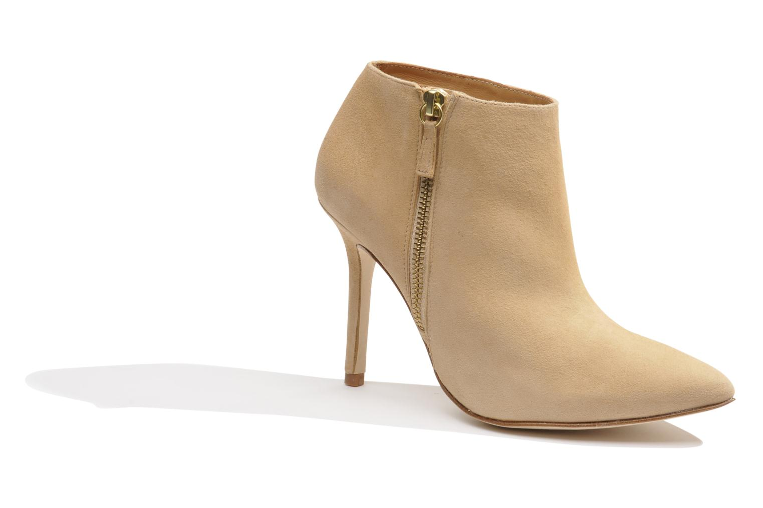 Ankle boots Made by SARENZA Roudoudou #13 Beige view from the right