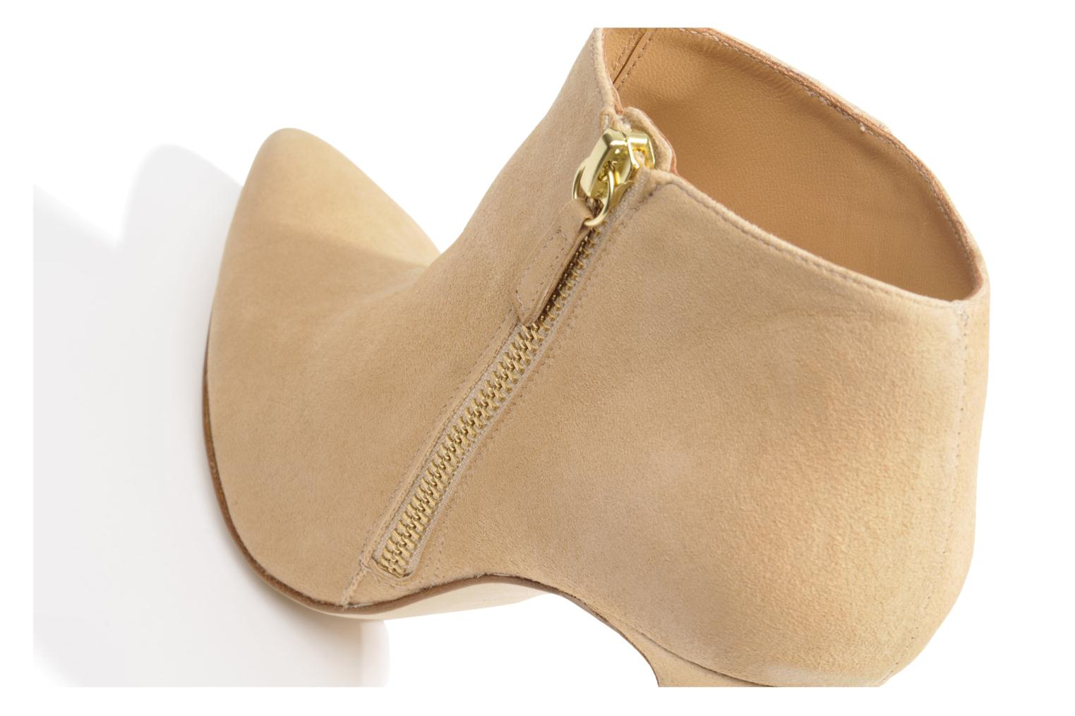 Ankle boots Made by SARENZA Roudoudou #13 Beige view from above