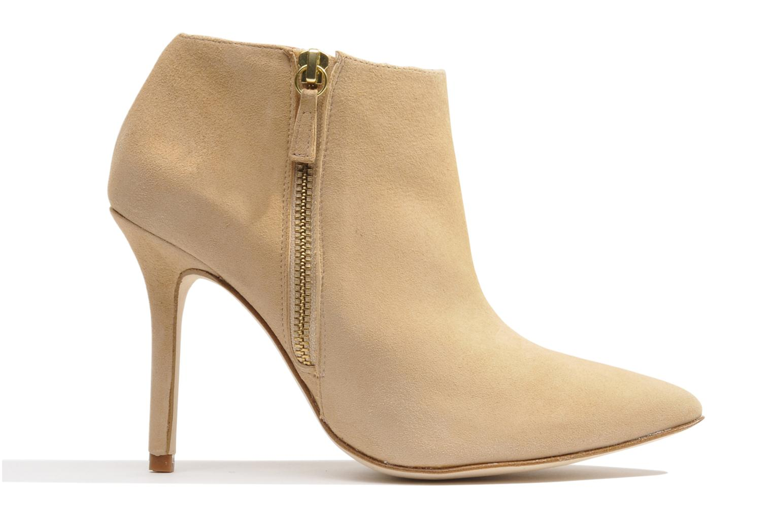 Ankle boots Made by SARENZA Roudoudou #13 Beige detailed view/ Pair view