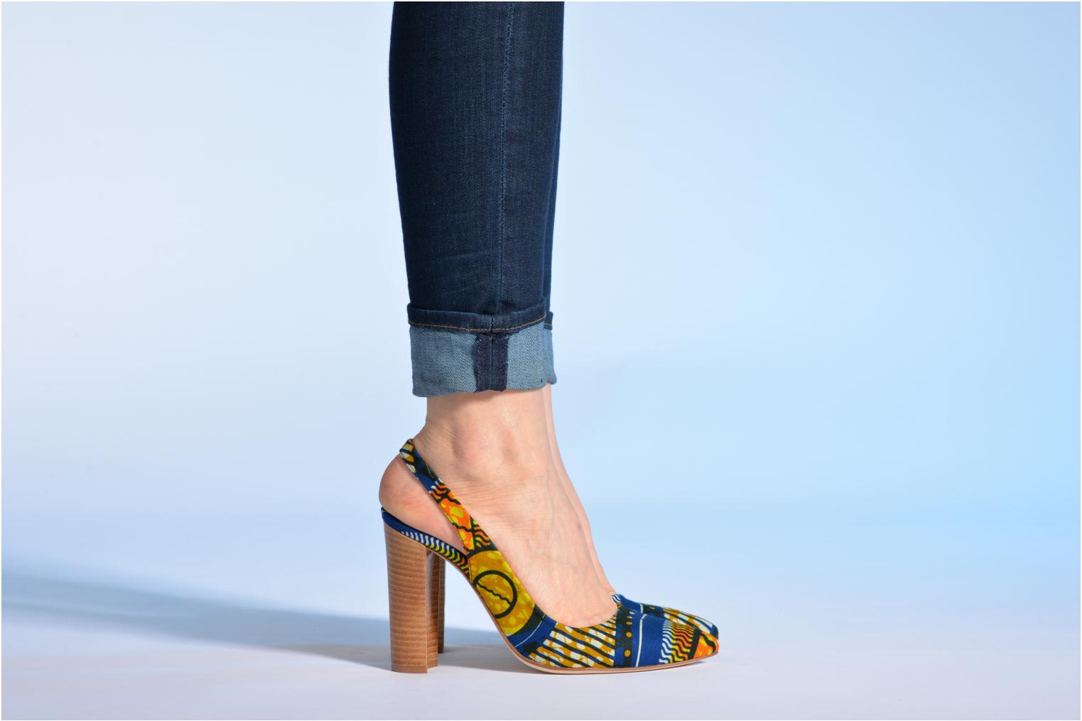 Pumps Made by SARENZA Bamako #1 Multicolor onder