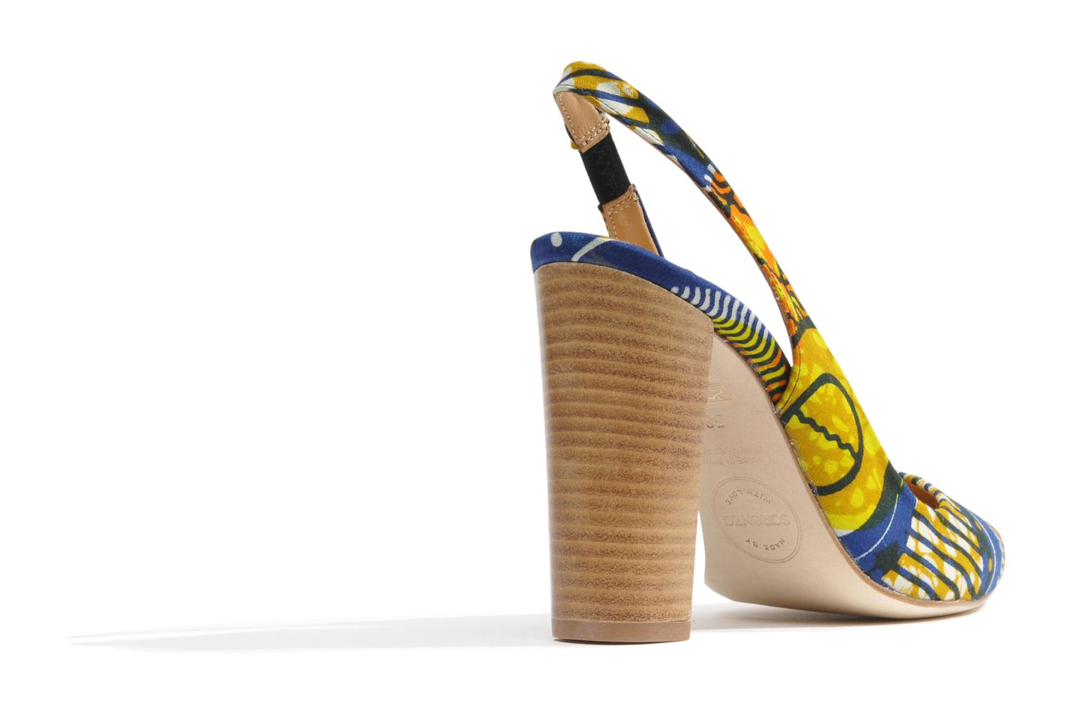Pumps Made by SARENZA Bamako #1 Multicolor voorkant