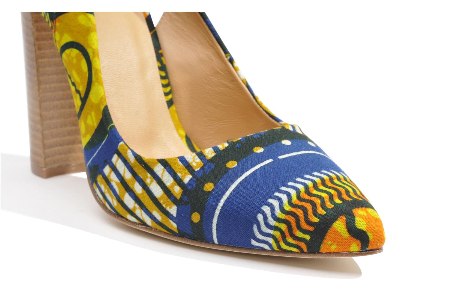 Pumps Made by SARENZA Bamako #1 Multicolor boven
