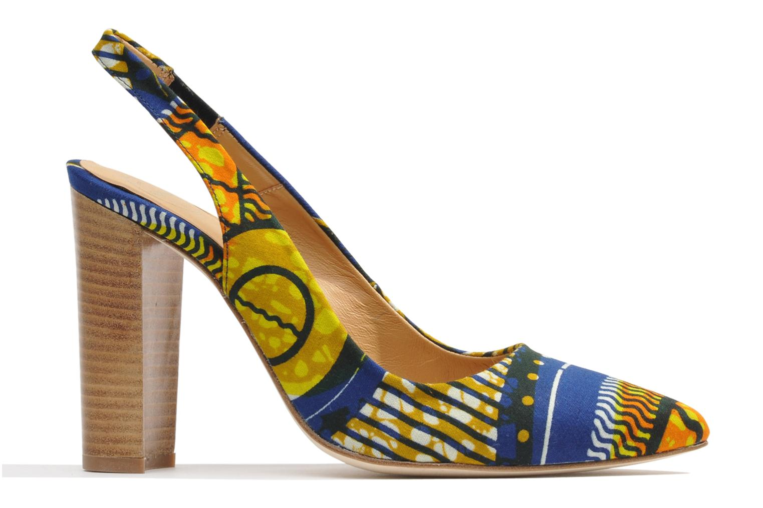 Pumps Made by SARENZA Bamako #1 Multicolor detail