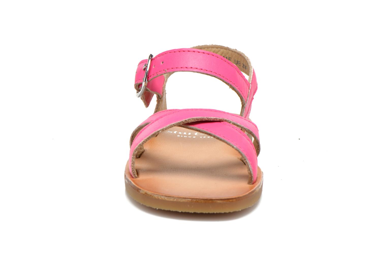 Sandales et nu-pieds Start Rite Nice 2 Rose vue portées chaussures