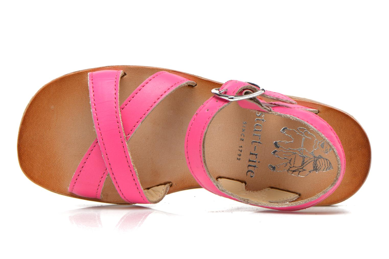 Sandales et nu-pieds Start Rite Nice 2 Rose vue gauche