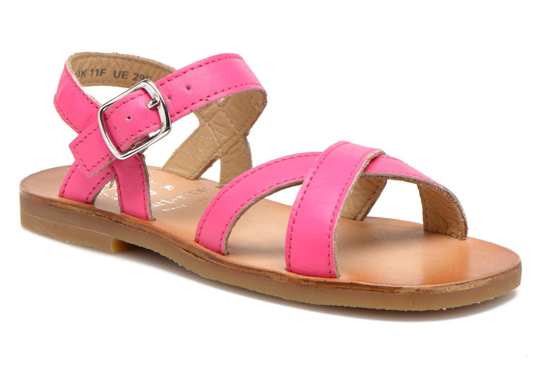 Sandales et nu-pieds Start Rite Nice 2 Rose vue détail/paire