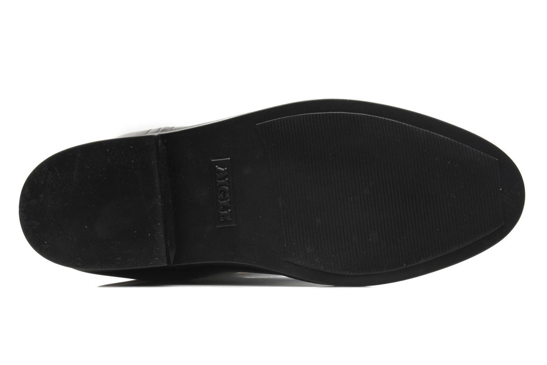 Stiefel Aigle Start M H schwarz ansicht von oben