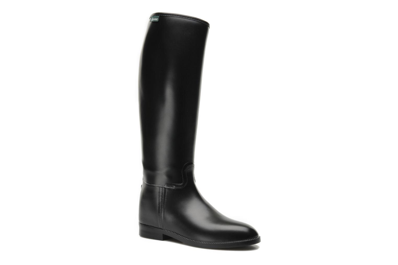 Stiefel Aigle Start M H schwarz detaillierte ansicht/modell