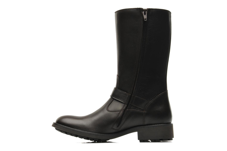 Bottines et boots Aigle Chantebike Marron vue face