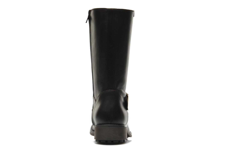 Bottines et boots Aigle Chantebike Marron vue droite