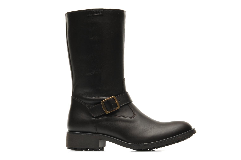 Stiefeletten & Boots Aigle Chantebike braun ansicht von hinten
