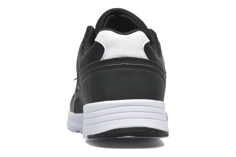 Sneaker FILA Newman Low schwarz ansicht von rechts