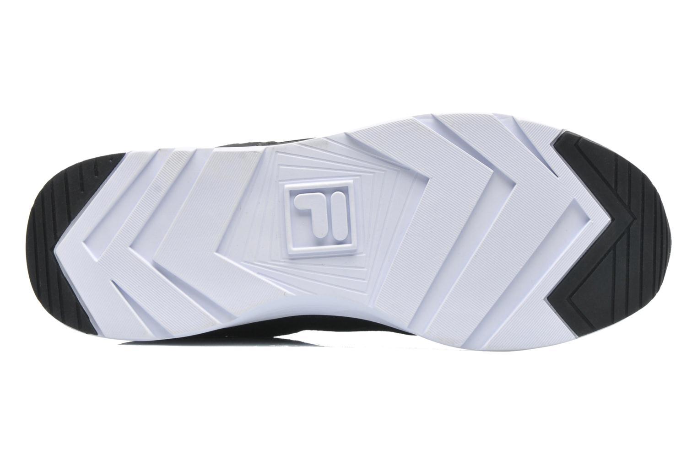 Sneaker FILA Newman Low schwarz ansicht von oben