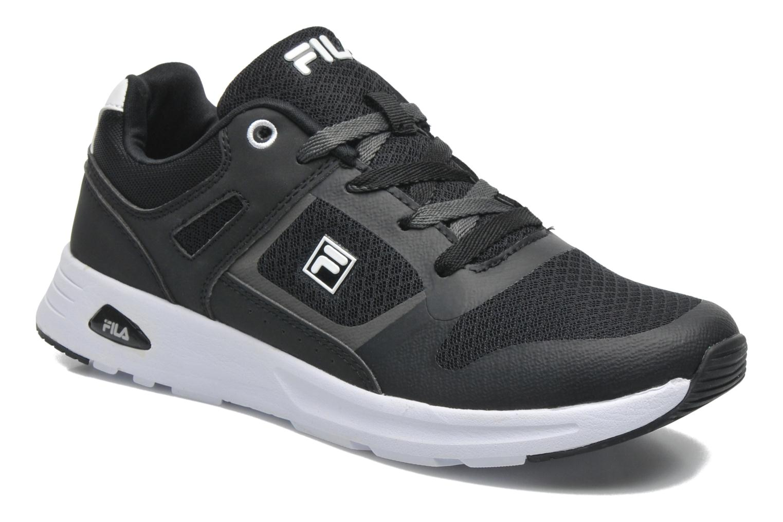 Sneaker FILA Newman Low schwarz detaillierte ansicht/modell