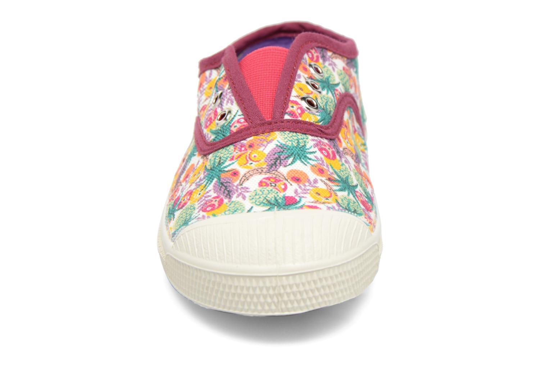Sneaker Bensimon Tennis Elly Liberty E mehrfarbig schuhe getragen