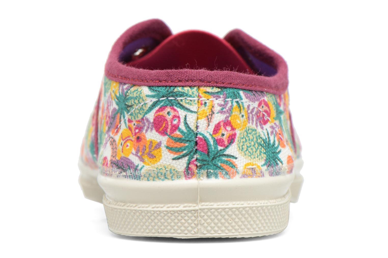 Sneakers Bensimon Tennis Elly Liberty E Multicolor rechts