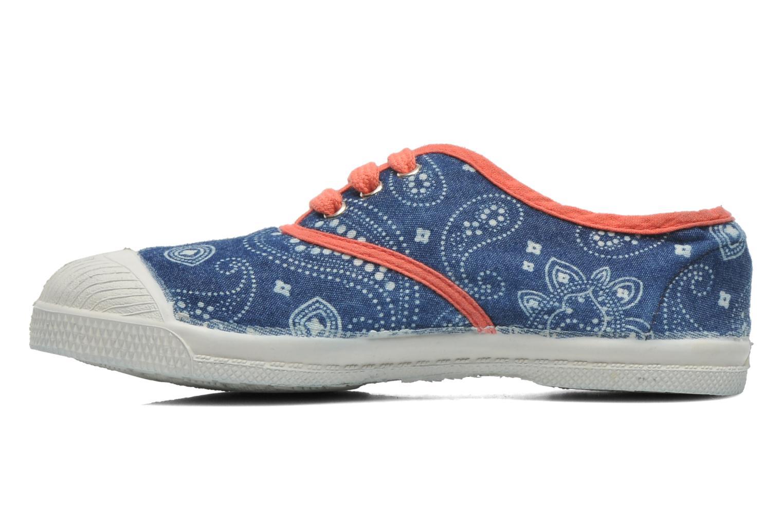 Sneaker Bensimon Tennis Bandanas E blau ansicht von vorne