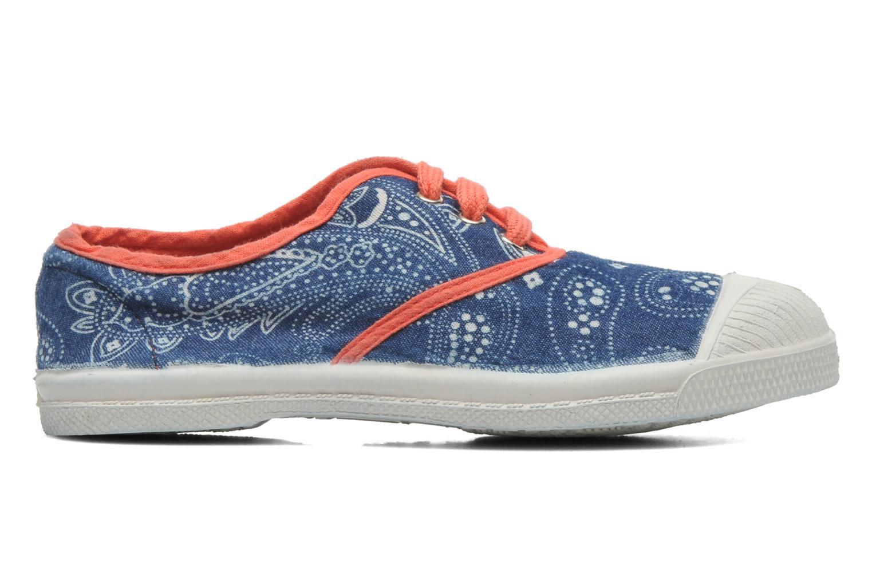 Sneaker Bensimon Tennis Bandanas E blau ansicht von rechts