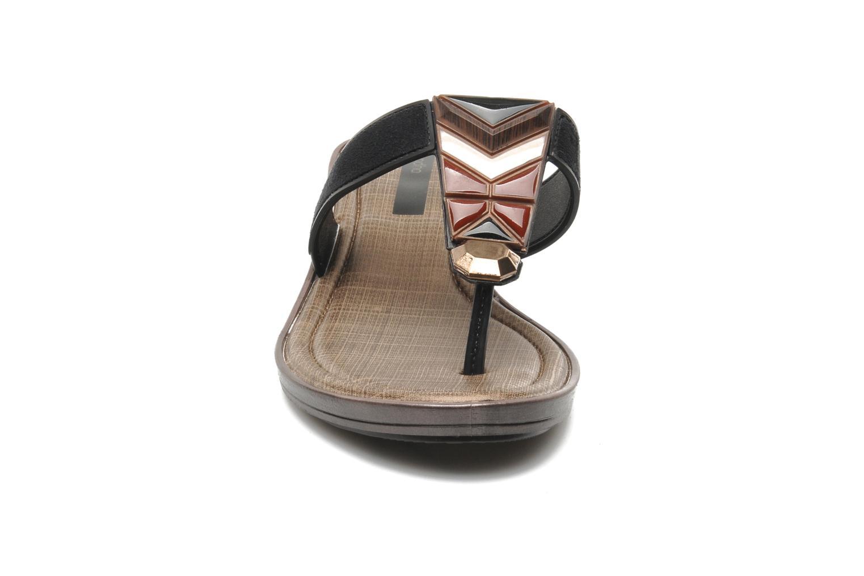 Slippers Grendha Tesouros Wedge Zwart model
